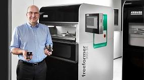 Foto de Arburg lleva sus soluciones de fabricación aditiva a Hannover Messe 2019