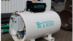 Foto de Nueva tecnología de vacío para reducir el nivel del agua subterránea