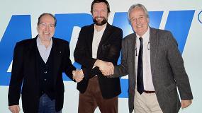Foto de Mapei y el GBCe firman un nuevo convenio de colaboración y compromiso con la sostenibilidad