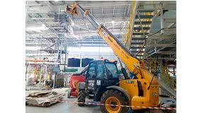 Foto de Mateco presenta sus máquinas de alquiler para instalaciones industriales