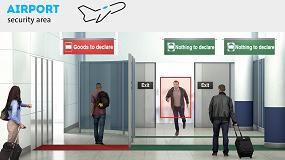 Foto de Dallmeier presenta una solución de vigilancia semiautomatizada para el área de seguridad del aeropuerto