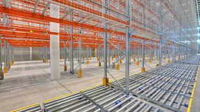 Foto de AR Racking instala un nuevo almacén en el Reino Unido para una de las mayores empresas de e-commerce retailer del mundo