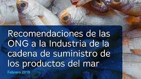 Foto de 10 recomendaciones para asegurar la sostenibilidad en la cadena de suministro de productos del mar