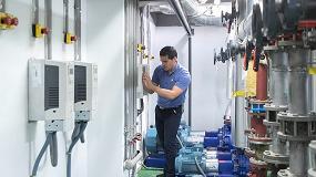 Foto de Los convertidores de frecuencia mejoran la eficiencia, estabilidad y seguridad de los sistemas HVACR