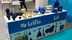 Foto de Standard Hidráulica (STH-COMAP), elegido distribuidor exclusivo de los accesorios de unión Isiflo en España, Portugal y Andorra