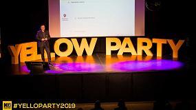 Foto de Pamplona acogió la segunda edición de la Yellow Party de Kiloutou