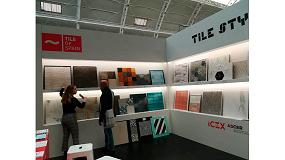Foto de Tile of Spain participa en Surface Desing Show (Londres)