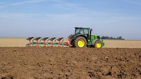 Foto de El mercado de maquinaria agrícola nueva arranca 2019 en positivo
