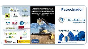Foto de Molecor participa en la jornada 'Innovación hacia la agricultura de precisión en el nuevo regadío'