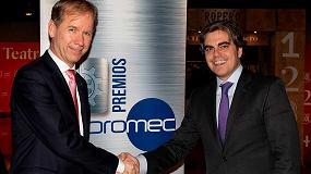 Foto de Francisco Moreno Gil, nuevo presidente de Aspromec