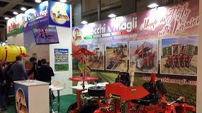 Foto de Checci & Magli expone su potencial para el sector hortícola