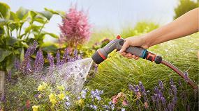 Foto de Gardena lanza la pistola multifuncional para riego y limpieza comfort ecoPulse