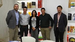 Foto de Arranca el proyecto 'Nuevo producto plástico fabricado con residuo de la industria textil'