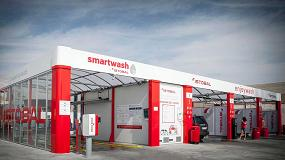 Foto de ISTOBAL mostrará en Motortec sus instalaciones de lavado inteligentes 'Smartwash'