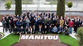 Foto de Manitou reúne a los distribuidores en sus nuevas instalaciones de Alcalá de Henares