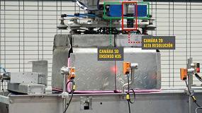 Foto de Control del paletizado mediante sistemas de visión artificial 3D