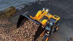 Foto de Loadall Serie III, la nueva joya de JCB para el sector agrícola