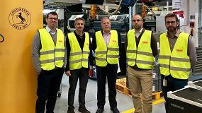 Foto de Continental, Inteplast, Essentra Components y Famesa participan en el proyecto de implantación de la Industria 4.0 del CEP