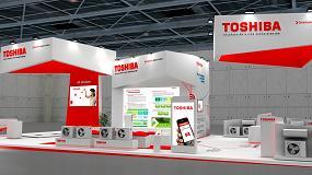 Foto de Tecnología y formación centran la participación de Toshiba en C&R 2019