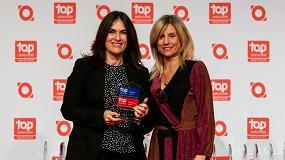 Foto de Saint-Gobain España recibe la certificación Top Employers 2019