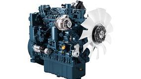 Foto de Kubota se convierte en el primer ganador japonés del premio 'Diesel del año' con su nuevo motor V5009