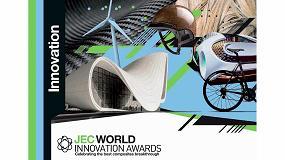 Foto de 'Impresión 3D', nueva categoría de premio en la edición 2019 de los 'JEC Innovation Awards'