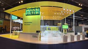 Foto de MANN+HUMMEL IBÉRICA presentará en Motortec todas sus novedades para el mercado de filtración