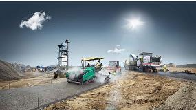 """Foto de Wirtgen Group presenta en Bauma 2019 """"sinergias e innovaciones inteligentes"""""""