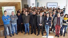 Foto de OnHaus promueve con la 'traininghaus' la formación ECCN-Pasivo en Pamplona
