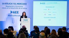 Foto de El sector eólico analiza los retos y oportunidades técnicos, económicos y regulatorios del papel de la eólica en la Transición Energética