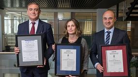 Foto de Inycom ya cuenta con 6 certificaciones de sistemas de gestión con Aenor