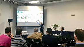 Foto de Tama Ibérica presenta el software Cerebro en Exposólidos