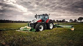 Foto de Farming Agrícola, nuevo distribuidor exclusivo de Steyr para España y Portugal