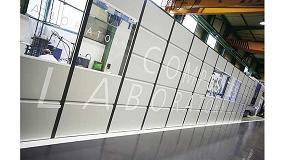 Foto de Automatización de procesos en la fabricación de materiales compuestos para una industria más eficiente