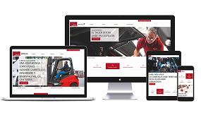 Foto de Los concesionarios de Linde Material Handling Ibérica presentan sus webs corporativas