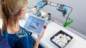 Foto de Robotplus distribuye en España los sistemas de visión 3D de Pick-it3D