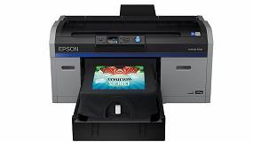 Foto de Epson presenta en Graphispag 2019 sus innovadoras soluciones para impresión profesional
