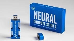 Foto de RS Components distribuye el nuevo Intel Neural Compute Stick 2