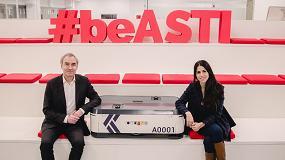 Foto de Acuerdo entre ASTI Mobile Robotics y Keensight Capital