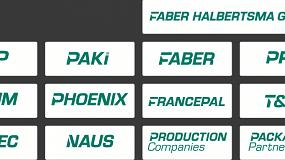 Foto de El Grupo Faber Halbertsma renueva su estrategia de marca