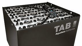 Foto de Baterías de tracción Aqualess de TAB Batteries, optimización de la carga