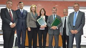 Foto de Bergé Logistics y la ANP marroquí firman un acuerdo de formación portuaria