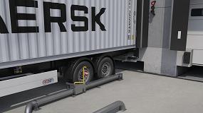 Foto de Sistema de bloqueo de ruedas MWB de Hörmann