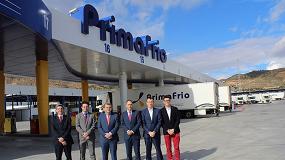 Foto de Primafrio y la Universidad Politécnica de Cartagena colaborarán en la Industria 4.0 para Logística y Transporte