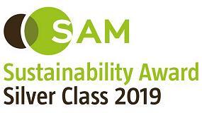 Foto de Essity, incluida en el Anuario de Sostenibilidad de 2019 de RobecoSAM