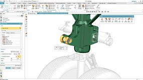 Foto de Siemens actualiza su software NX con Inteligencia Artificial y Machine Learning