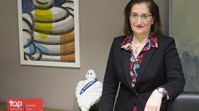 Foto de Mª Paz Robina, nueva directora general de Michelin España Portugal
