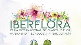 Foto de Iberflora renueva su imagen corporativa
