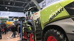 Foto de Claas llega a las 40.000 picadoras Jaguar