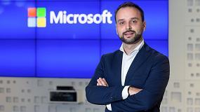 Foto de Entrevista Miguel Ángel Cervera, director de 'Modern Workplace' de Microsoft Ibérica